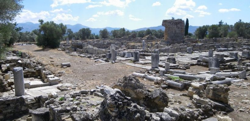 Gortyna - Archaeological site